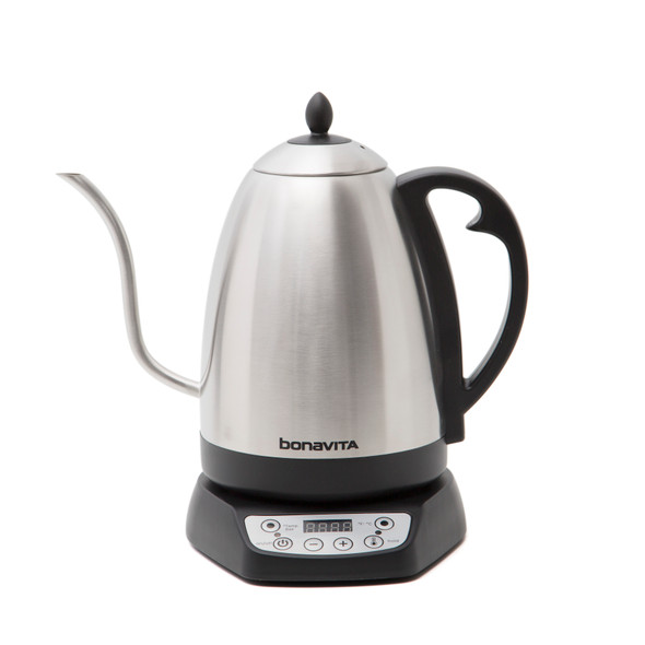 Bonavita Variable Temperature Electric Pouring Kettle - 1.7 Liter