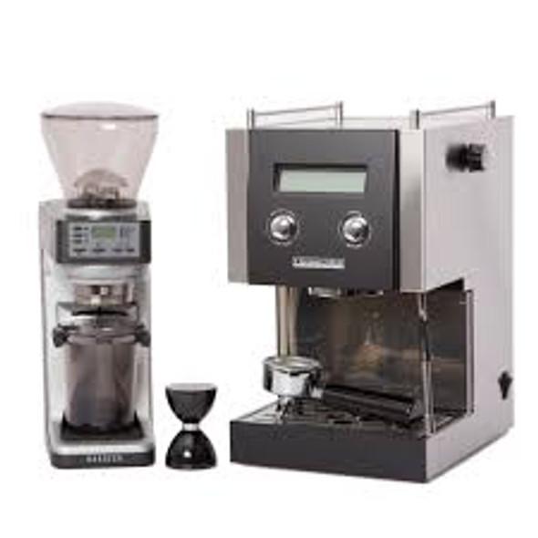 Cafe at Home Espresso Setup