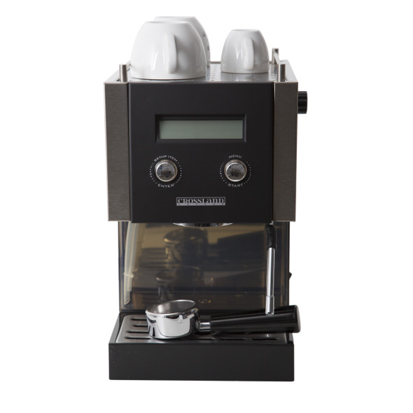 Crossland Espresso Machine with Bottomless Portafilter