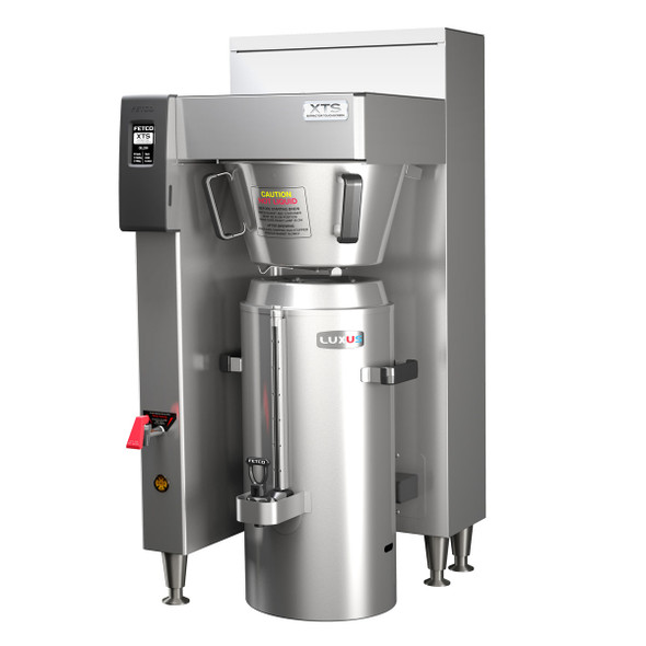 Fetco CBS-2161XTS - Extractor Brewing System - Single Station 3 Gallon