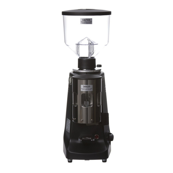 Mazzer Major Espresso Grinder Black Front