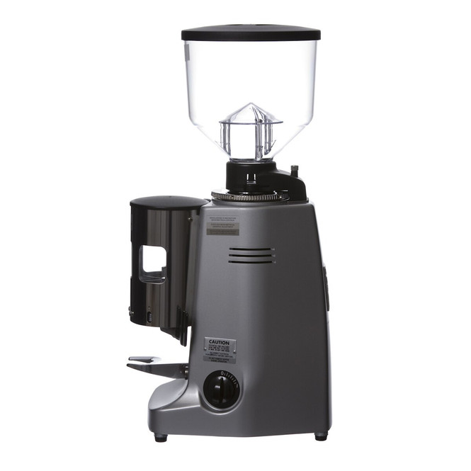 Silver Mazzer Major Timer Doser Left