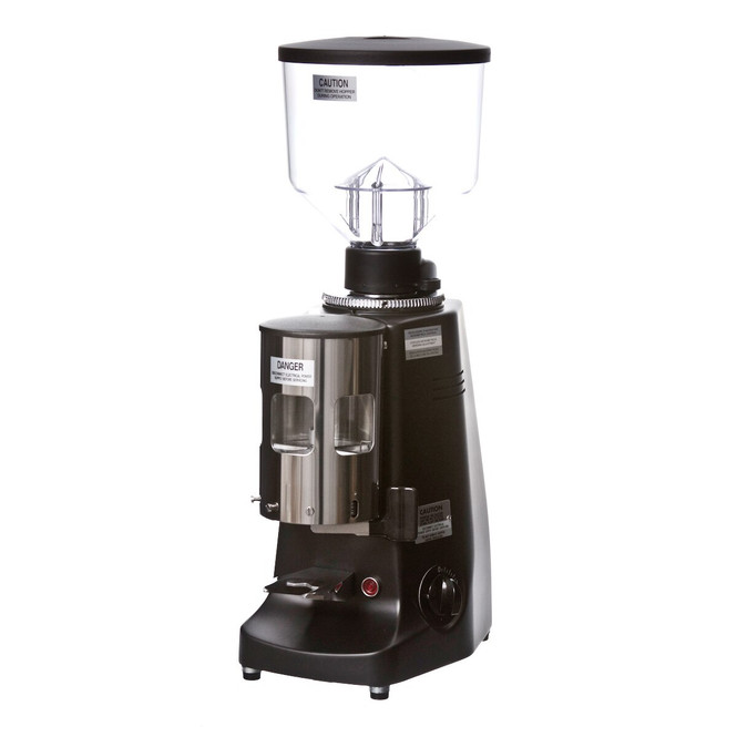 Mazzer Major Espresso Grinder Black