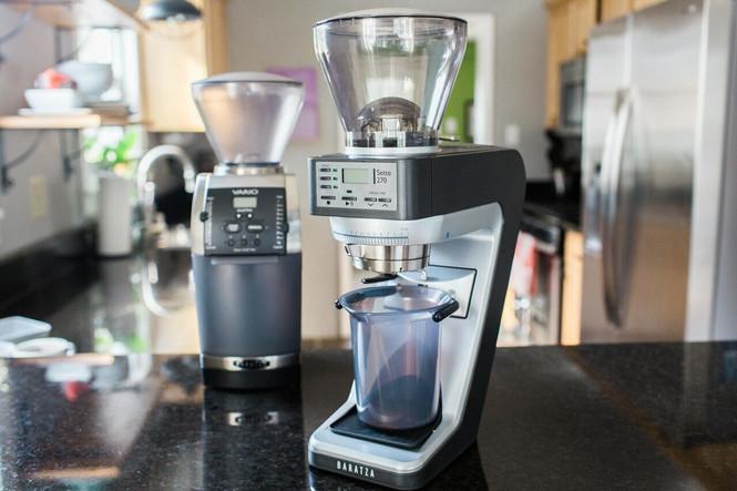 Baratza Sette 270 Vario Coffee and Espresso Grinder Comparison