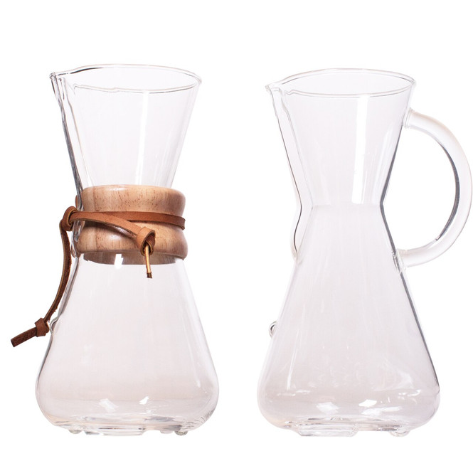 3 cup chemex coffee maker