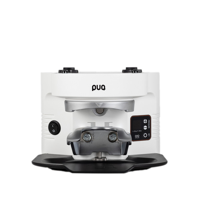 White Puqpress M3 - front