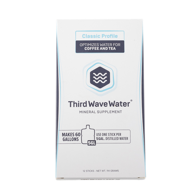 Third Wave Water Classic Formula 12 Dose Box