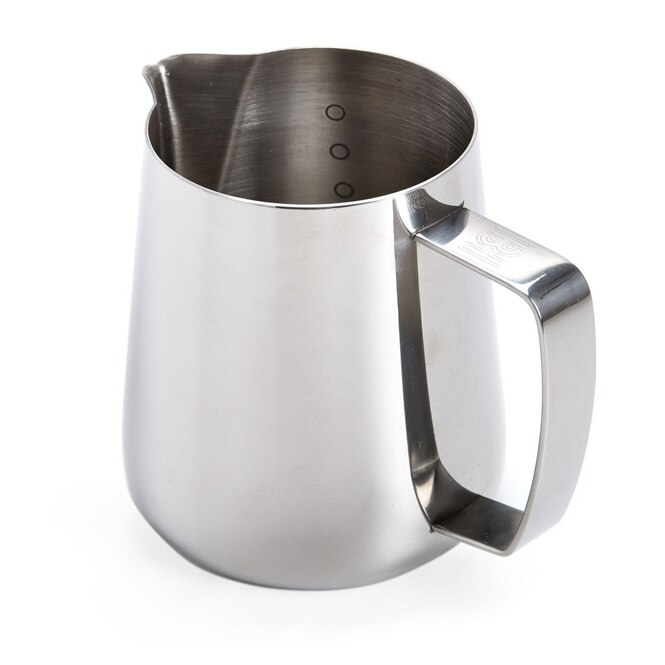 Barista Hustle Precision Milk Pitcher, Stainless Steel