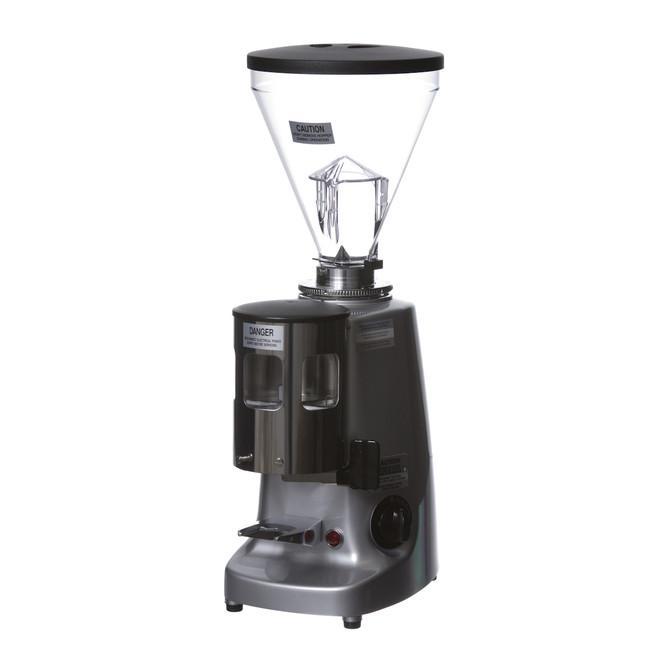 Mazzer Super Jolly Silver Espresso Flat Burr Grinder