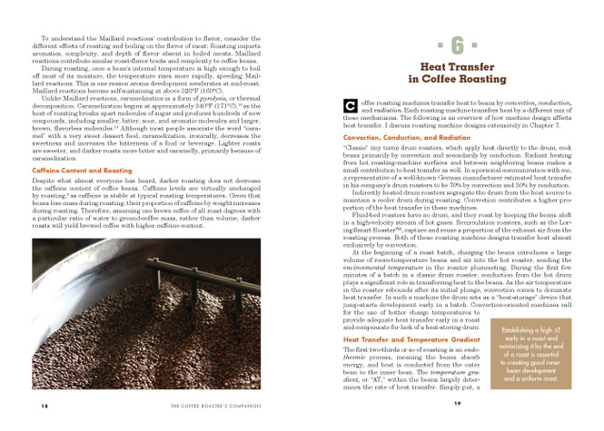 Scott Rao Coffee Roaster's Companion Page Detail 18 19