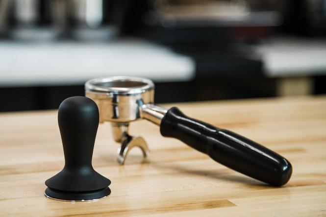 Barista Hustle Tamper with Case - 58.4 mm