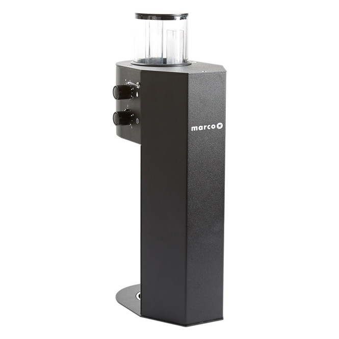 Back of Black Marco SP9 Coffee Brewer - 1000832US