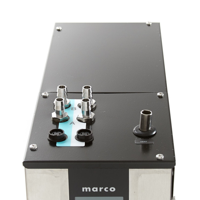 Service Panel of Marco SP9 Coffee Brewer - 1000832US