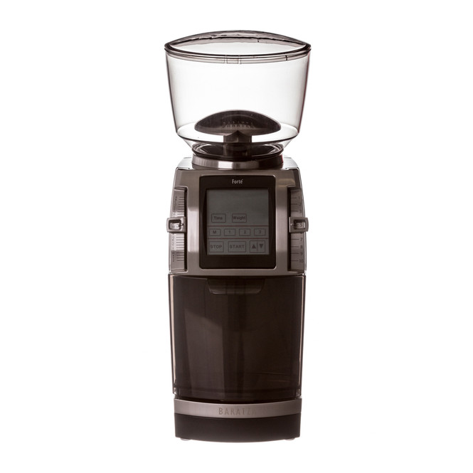 Front View Baratza 1085 Forte  Grinder for Coffee and Espresso