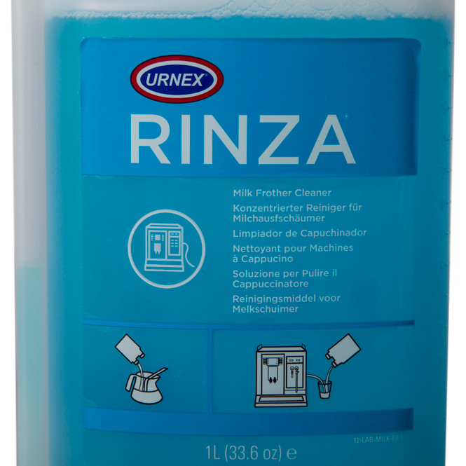 Rinza Milk Frother Cleaner, 32 ounces