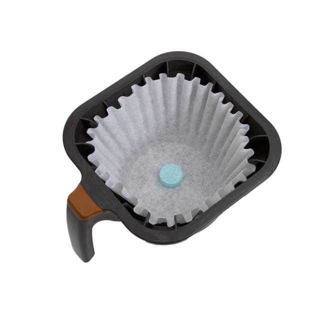 Urnex phosphate free tabz Z95 tablets 90 count single tablet in brew basket