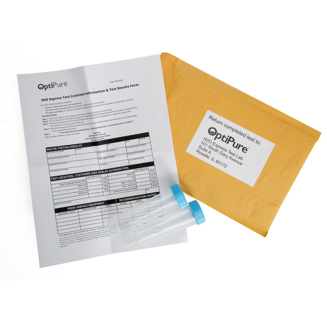 Optipure Water Test Kit