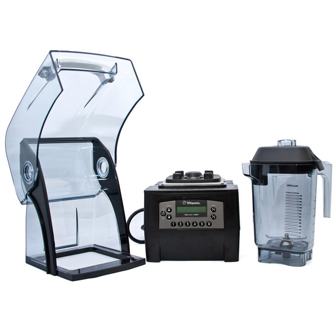 Image of the Vitamix 36019 disassembled
