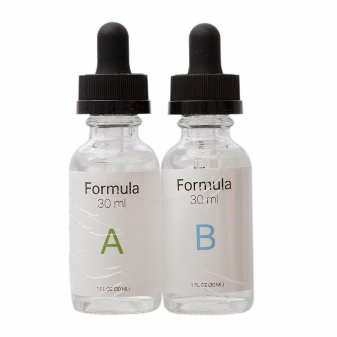 Global Customized Water Perfect Cup AB Formula Bottles