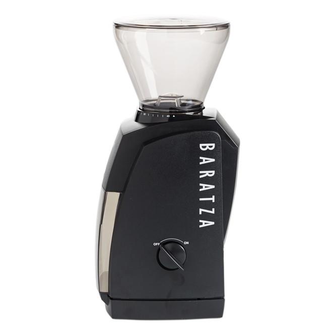 Baratza Encore Conical Burr Coffee Grinder Black Side