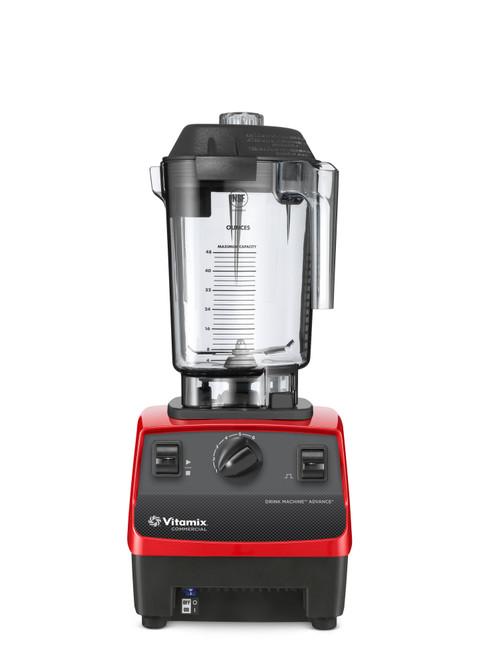 Vitamix 62825 Drink Machine Advance Red - 48 oz