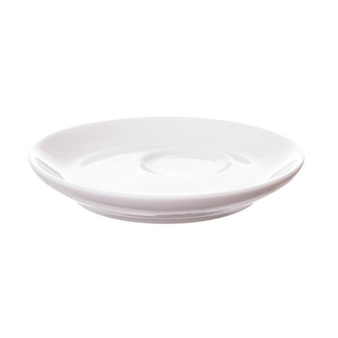 porcelain demitasse saucer