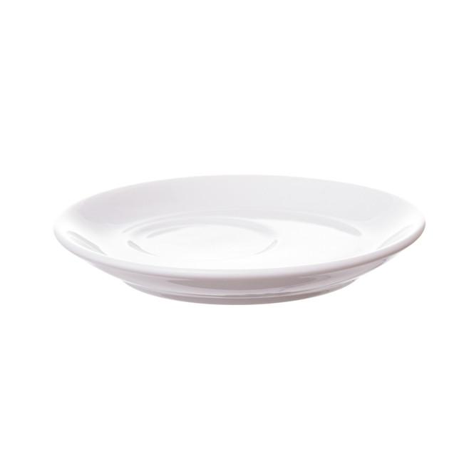 italian porcelain cappuccino saucer