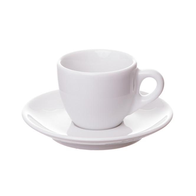 Verona Espresso Cup on Verona Espresso Saucer