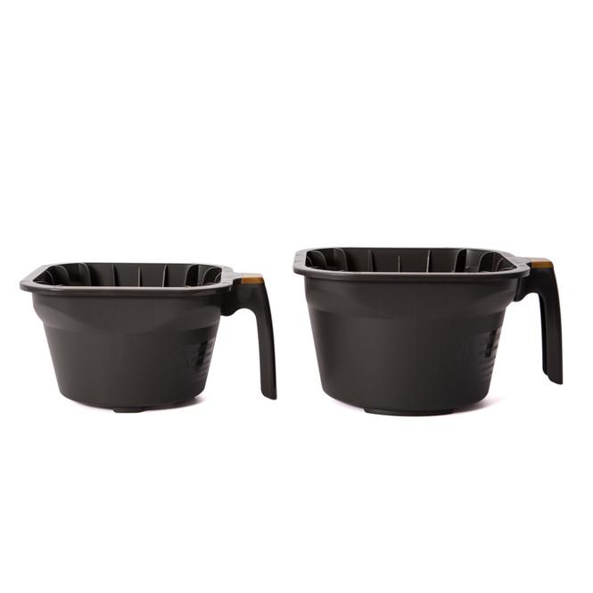 Plastic Brew Basket Lineup