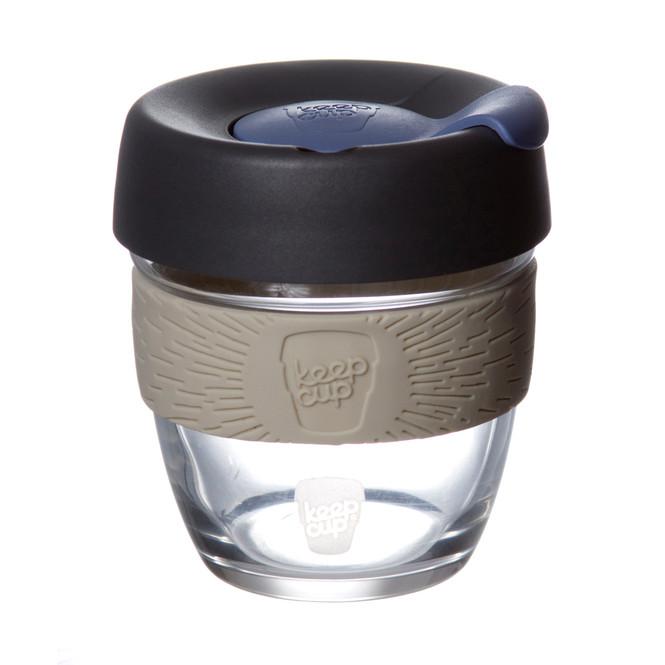 "KeepCup's ""Brew"" Reusable Glass Cup"