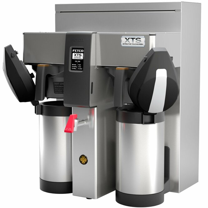 Fetco Coffee Dual Station