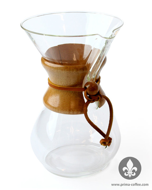 USED - EXCELLENT   Chemex Classic 6 Cup Coffee Maker CM-6A