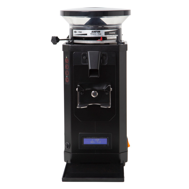 Anfim CODY II Espresso Grinder Black Front