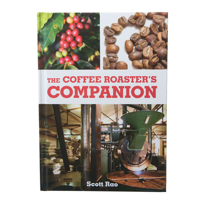 Scott Rao Coffee Roaster's Companion Cover