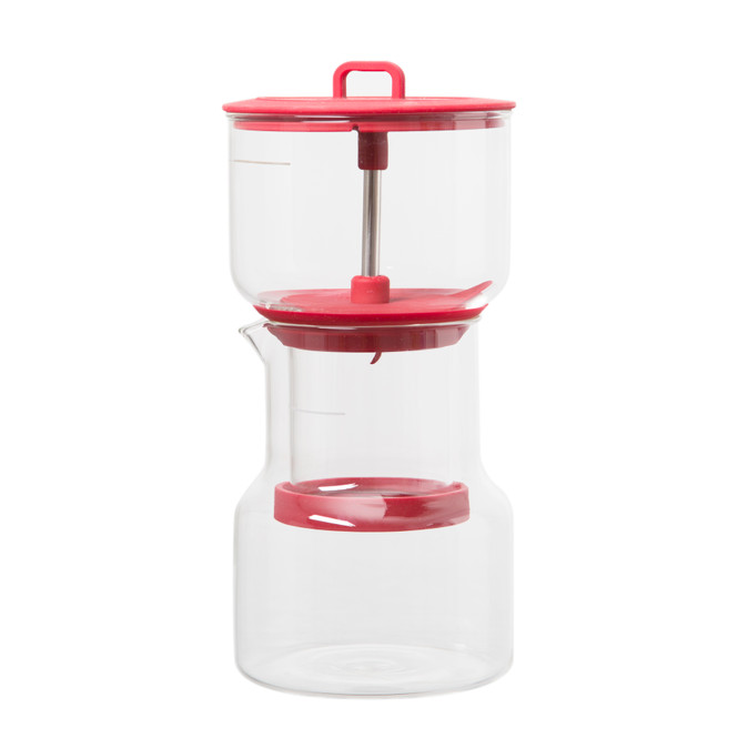 Cold Bruer Cold Brew Coffee Maker Red