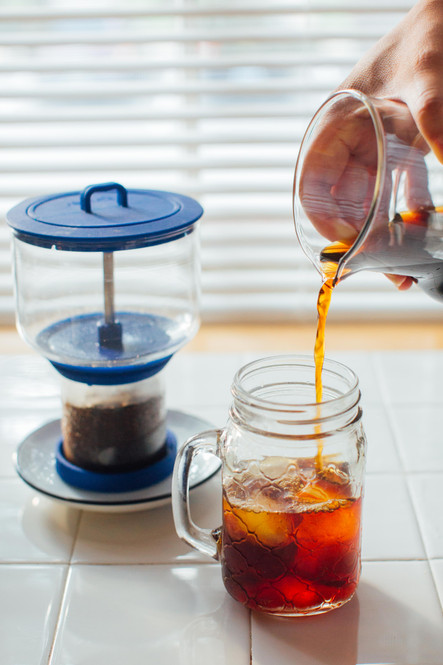Cold Bruer Cold Brew Coffee Maker  at Home