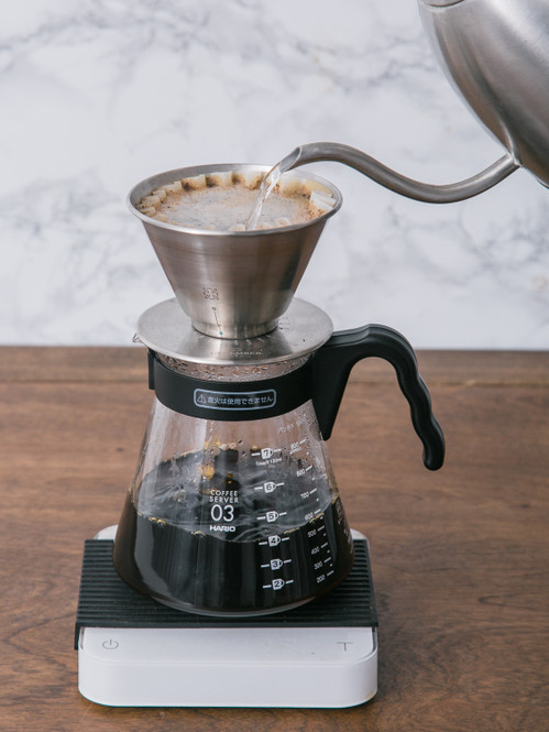 December Coffee Dripper Pour Over