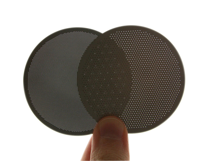 Able Disk Fine and Standard Disk Hole Size Comparisons