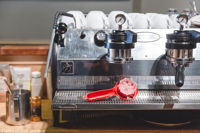 Espazzola Cafe Espresso Machine