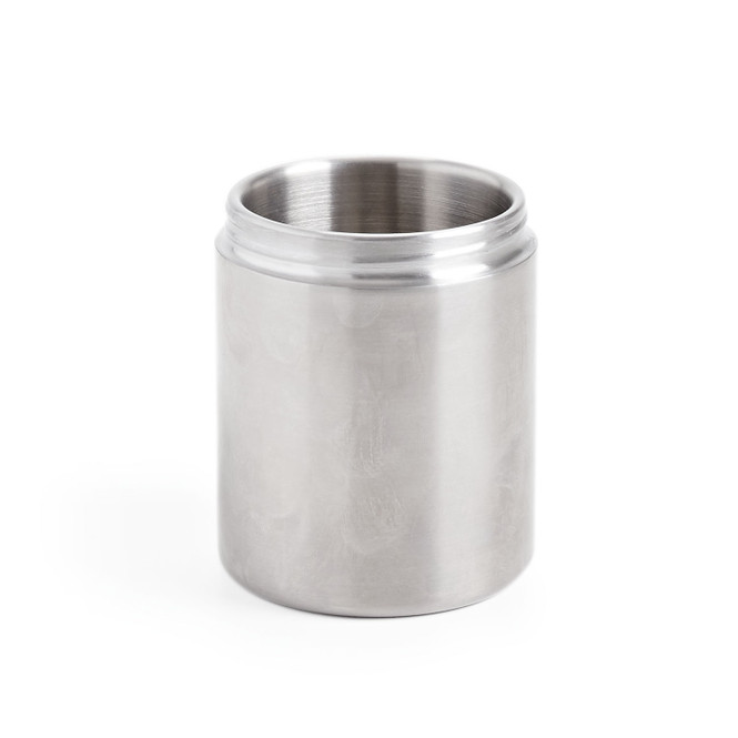 Stainless Steel replacement grinds catch for Orphan Espresso Lido Grinder
