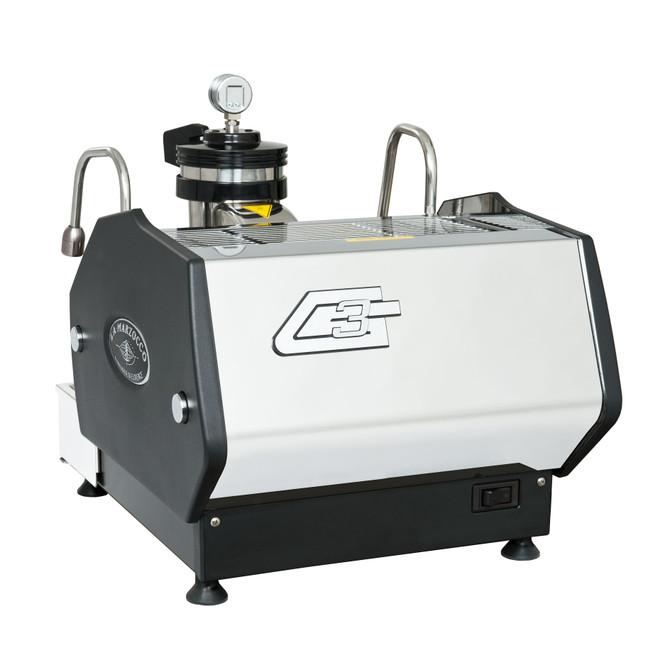 La Marzocco GS3 MP Espresso Machine Back Angle