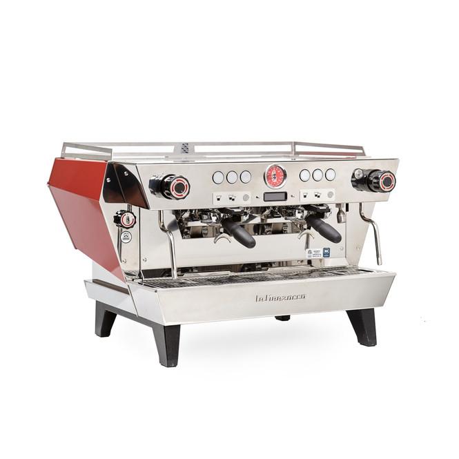 La Marzocco KB90 AV Auto-Volumetric Espresso Machine, Angle View