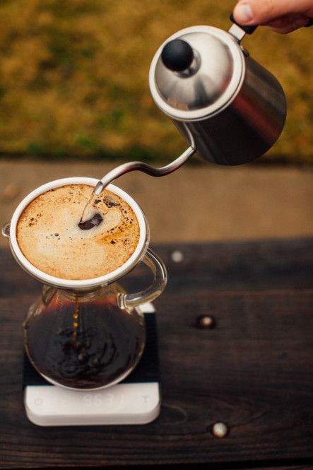 Able's Kone is designed for use in the Chemex and other cone-shaped brewers.