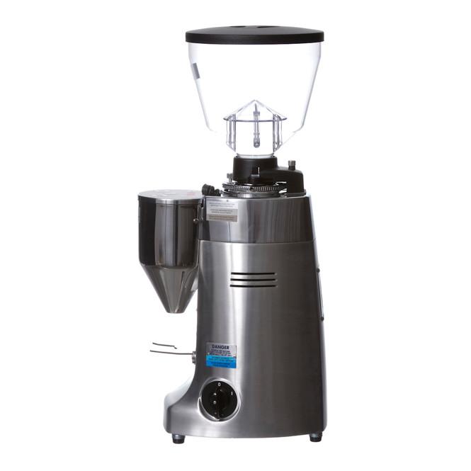 Electronic Conical Burr Espresso Grinder Left