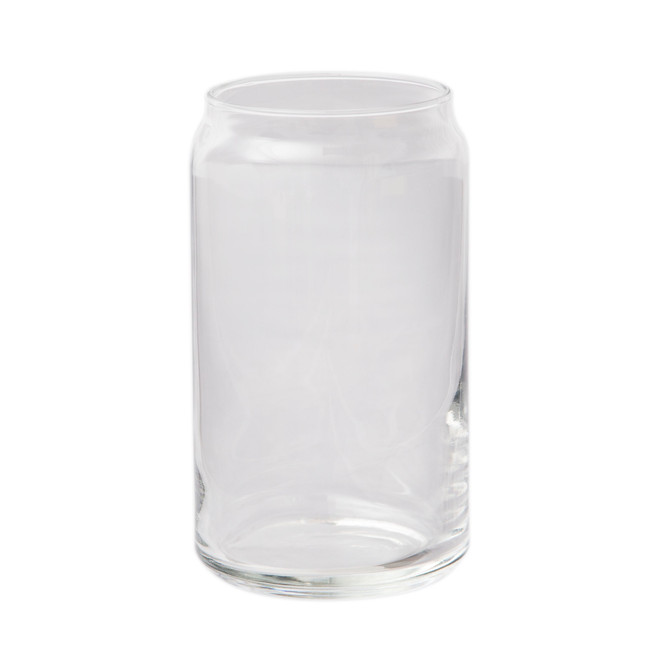 Libbey 16 oz Can-shaped Drinking Glasses