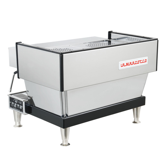 La Marzocco Linea 2 Group Semi-Automatic Espresso Machine Back