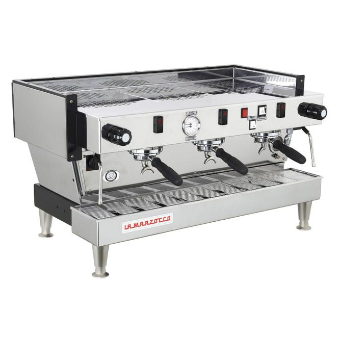 La Marzocco Linea 3 Group Semi-Automatic Espresso Machine Back