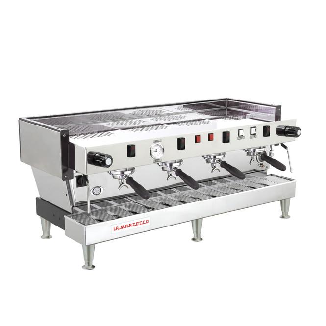 La Marzocco Linea 4 Group Semi-Automatic Espresso Machine Back