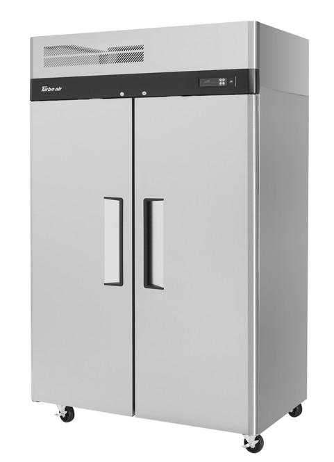 Turbo Air M3R47-2-N - 42.3 Cu. Ft. Solid Door Refrigerator