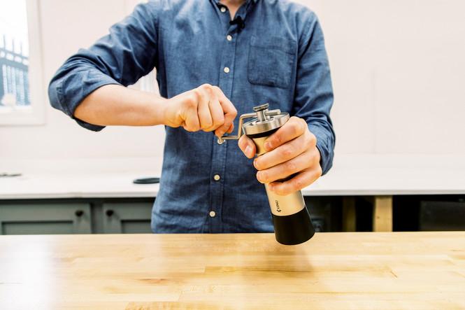 Kinu M47 Manual Coffee and Espresso Grinder